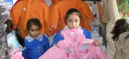 Malatya Gezici Giyim Mağazası Açıldı