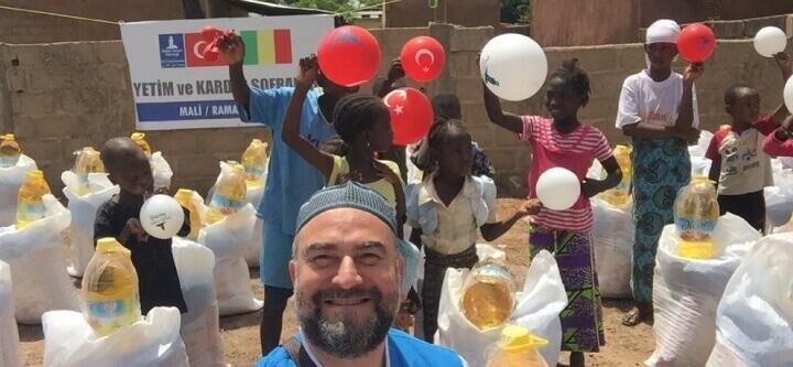 Mali'de Kur'an Ziyafeti