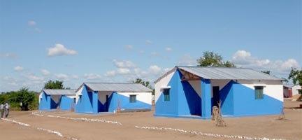 Mozambik'te Köyümüz Oldu