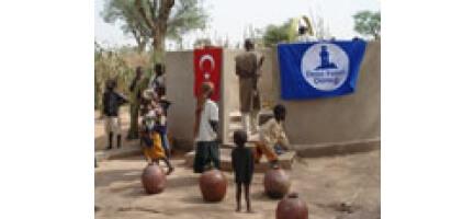 Nijer Halkı Artık Susuzluk Çekmiyor