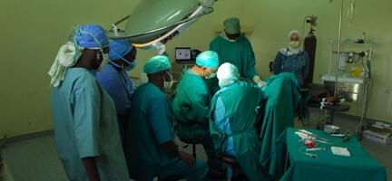 Nijer Tıbbi Görev Ekibi Nijer´e Yola Çıktı