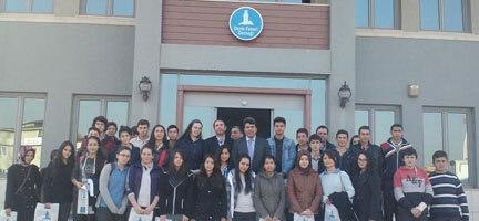 Öğrencilerden Derneğimize Ziyaret