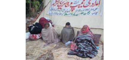 Pakistan'da İnsanlar Donarak Ölüyor