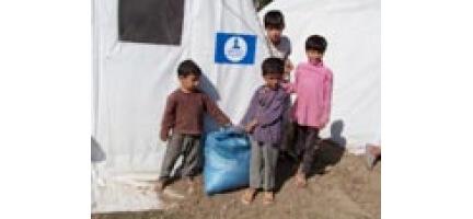 Pakistanlı Çocuklar İçin Çocuk Vakfı İle El Ele