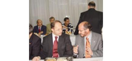 Sağlık Bakanı Akdağ Ankara Şubemiz'de