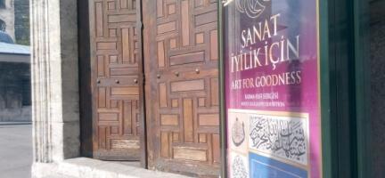 """""""Sanat İyilik İçin"""" Sergisinin Dördüncüsü Bursa'da Açılıyor"""