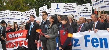 Şanlıurfa ve Gaziantep Gönüllülerinin Çağrısı