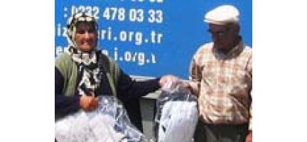 Sinop Afetzedelerine Prefabrik Ev Kuruyoruz
