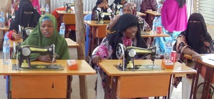 Somali Eğitim Merkezi Tam Hız