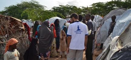 Somali'ye Yardım Gönderiyoruz