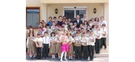 Sultan Fatih Eğitim Kurumları´ndan Ödül ve Ziyaret