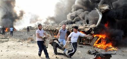 Suriye'de Savaş 2. Yılını Bitirdi