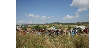 Suriye'den Kaçış Sürüyor