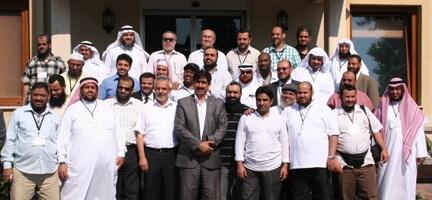 Suudi Arabistan STK'larını Ağırladık