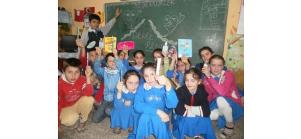 Tarladan Alınıp Okula Gönderilen 511 Çocuğun Mutlu Günü