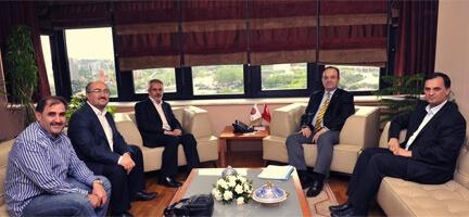 TİKA Başkanı Dr. Serdar Çam Ziyaretimiz