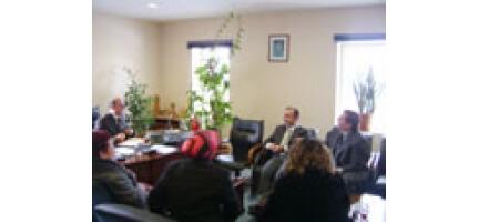 Üsküdar Belediye Başkanı Derneğimizi Ziyaret Etti