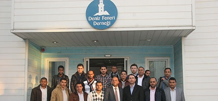Yemen'den Misafirlerimiz Vardı
