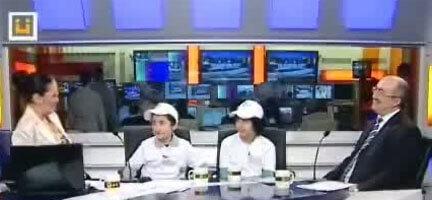 Yetimler Ülke TV'nin Konuğu Oldu