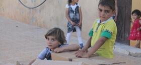 10 Bin Suriyeli İçin Yollardayız