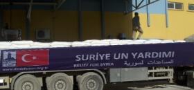 Amasyalılardan Suriyeli Kardeşlerine Un