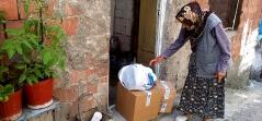 Ankara'dan Karabük'e Yardım Tırı