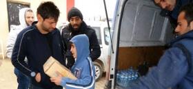 Ankara Şubemizden Suriyeli Muhacirlere Yardım