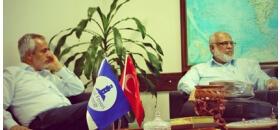 Arakanlıların Liderinden Teşekkür Ziyareti