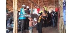Bangladeş'te Arakanlı Mültecilere Yardımlara Devam Ettik