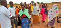 Burkina Faso'da Adak Kesimi