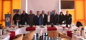 Deniz Feneri Derneği İstanbul Şubesi, derneğin Kocaeli bağışçı ve gönüllüleriyle hasbihal için bir araya geldi.