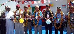 Deniz Feneri Derneği'nden Afrika'ya yetimhane ve cami desteği