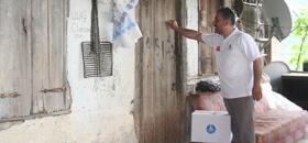 Deniz Feneri Karadeniz Bölgesinde 310 Aileyi Sevindirdi