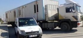 Deniz Feneri, Türkmenlere Prefabrik Sınıflar Gönderdi