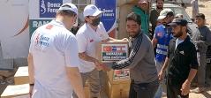 Deniz Feneri'nden Lübnan'a Ramazan Yardımı