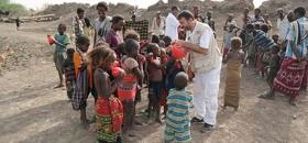 Etiyopya'ya Gidiyoruz