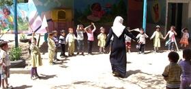 Filistinli Yetim Çocuklarımıza Aylıklarını Dağıttık