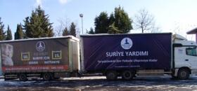 Hatay ve Kilis'teki Mültecilere 1 Tır Yardım Daha