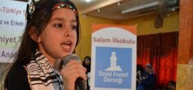 İftar Soframız Bu Kez Filistin'de Kuruldu