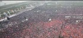 İstanbul Yenikapı'da pazar günü 'Milyonlar Nefes, Teröre Karşı Tek Ses' adıyla miting düzenlenecek