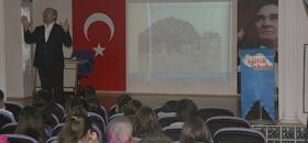 İyilik Okulu Kartal İhsan Zakiroğlu Ortaokulu'ndaydı