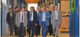 Pursaklar Sosyal Yardımlaşma ve Dayanışma Vakfı Mütevelli Heyet toplantısı Ankara Şubemizde yapıldı