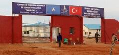 Somali'de Külliye Açılışı