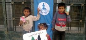 Suriyeli Kardeşlerimizi Unutmayalım
