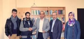 Üniversite Gençliğinden Suriyeli Kardeşlerine Destek
