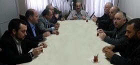 Yardım Kuruluşu Temsilcileri İzmir'de Bir Araya Geldi