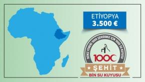 Bin Şehit Bin Su Kuyusu Etiyopya