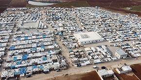 Suriye Kamplarına Yardım