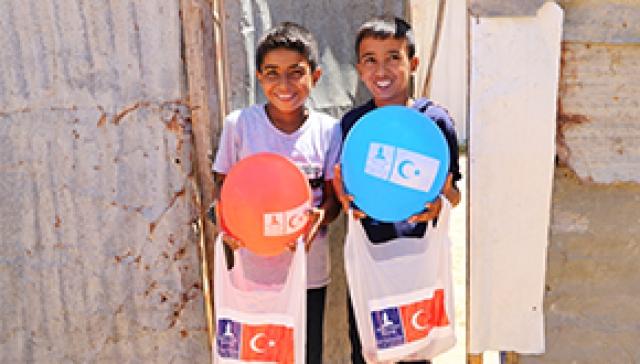 Filistin Kurban Bağışı