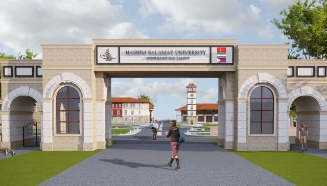 Moro Selamet Hashim University